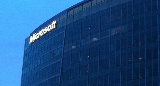 Microsoft: U.S. government is a potential security threat
