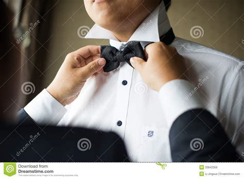 Wedding Tie Royalty Free Stock Images   Image: 33842359