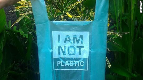 The plastic bag you can drink