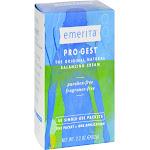 Emerita Pro-Gest Progesterone Cream - 48 pack, 2.2 oz box