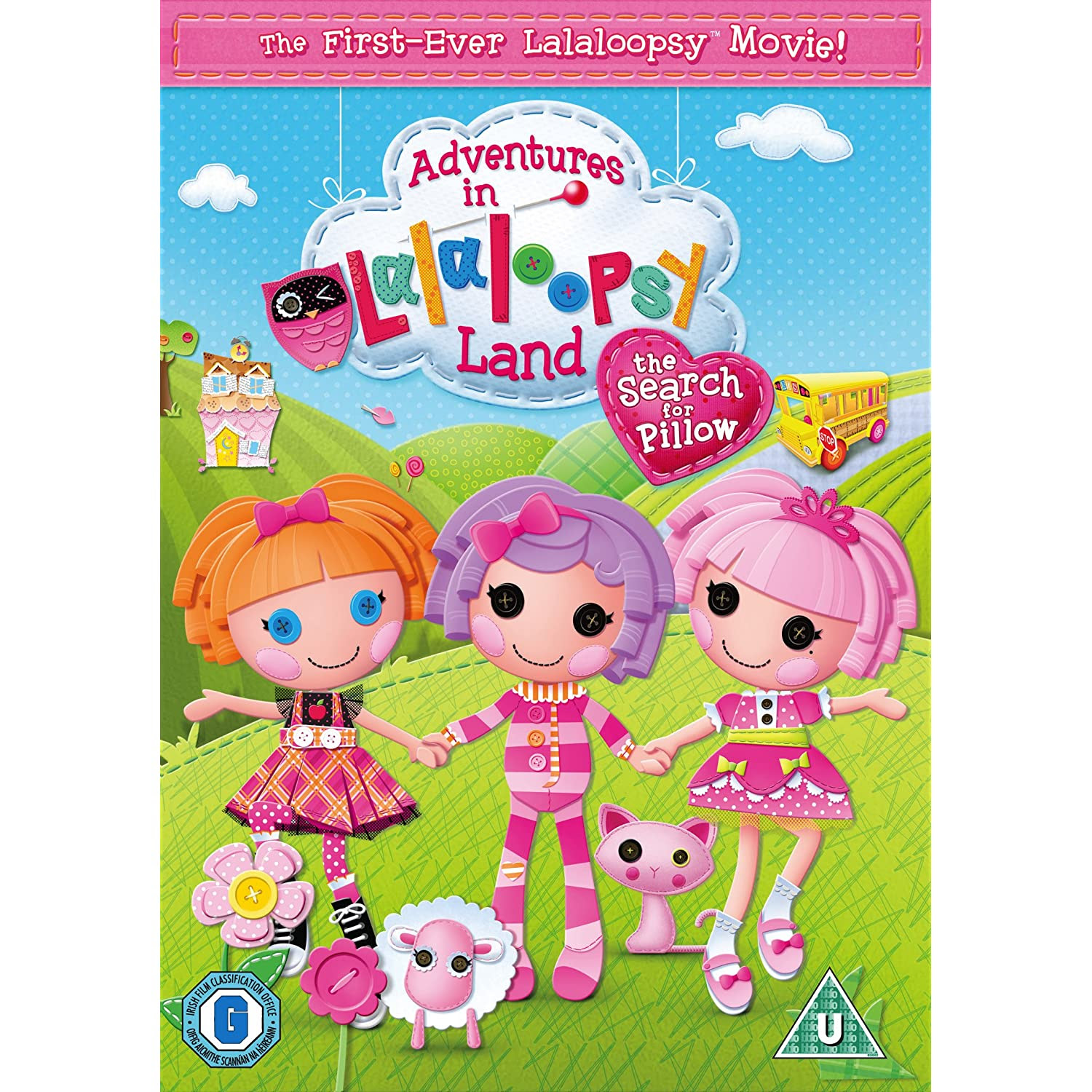 Inside The Wendy House Lalaloopsy Comes To Dvd