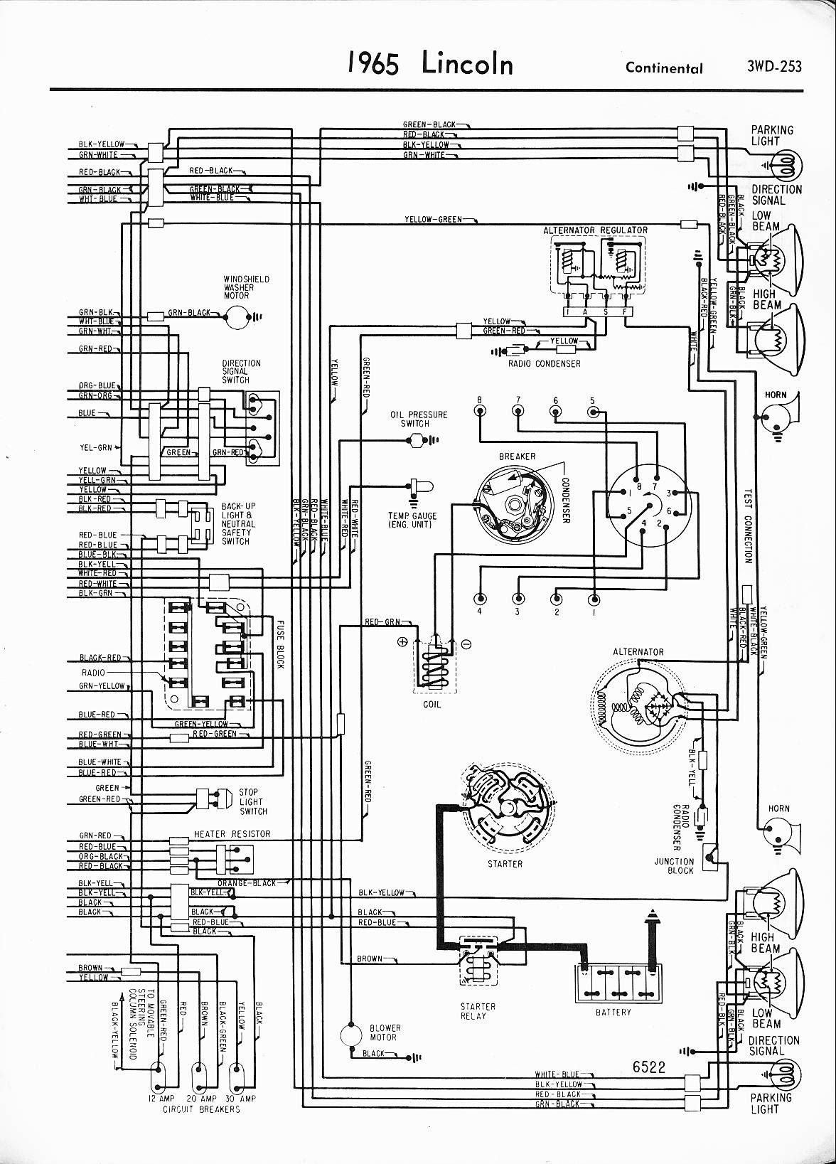 Lincoln Sa 200 Parts Diagram