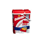 David Sunflower Seeds Bucket (1.75 oz., 60 ct.)