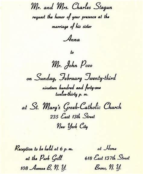 contoh undangan bahasa inggris berbagai acara