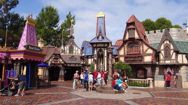 Disneyland Resort, Disneyland, Fantasy Faire