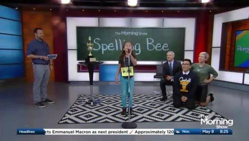 Can you spell better than an 8-year-old? | Watch News Videos Online