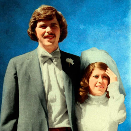 Jeb Bush's Wedding Photos Were Shot and Ruined by His Younger Brother Marvin