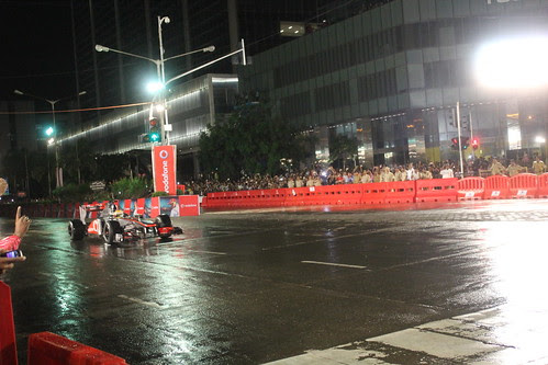 Lewis Hamilton-#Vodafone Speedfest BKC.. by firoze shakir photographerno1