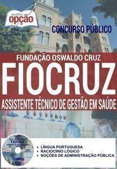 ASSISTENTE TÉCNICO DE GESTÃO EM SAÚDE