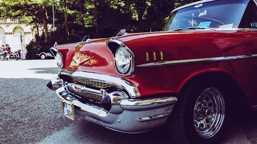 How to turn your old car into a classic car - CarLoans411.ca