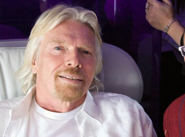 """Branson: fazer o que gosta é a """"regra de ouro"""" (Foto: Photo Pin)"""