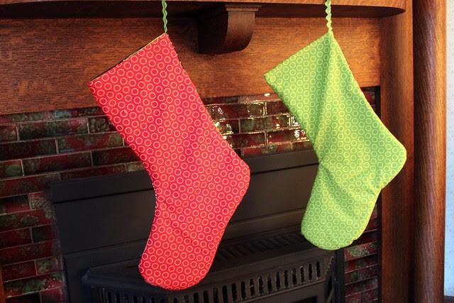 Back of stockings