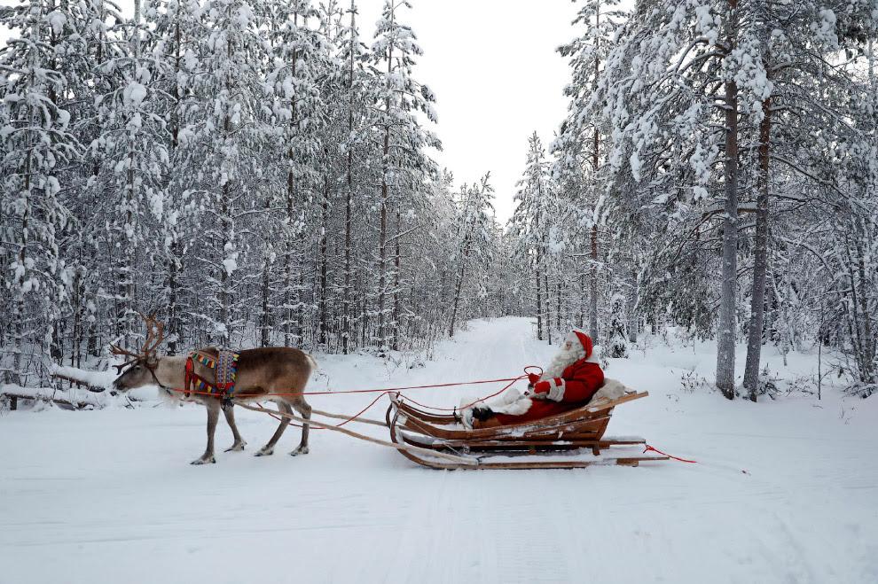 Деревня Санта Клауса
