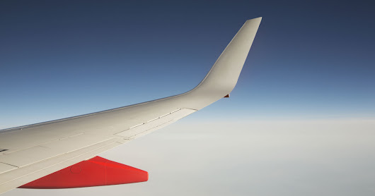 The Physics of Why Airplane Wings Oscillate in Turbulence