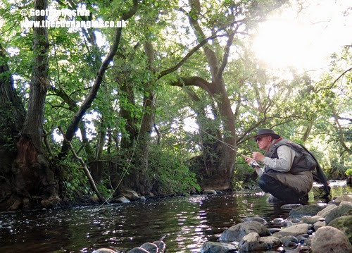 The final month of summer - Blog update from 'The Eden Angler'