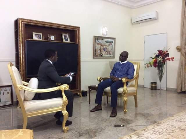 Padded Budget: Jibrin Reveals More On Channels TV Pics