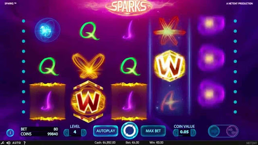 Sparks Free Spins – From July 23rd
