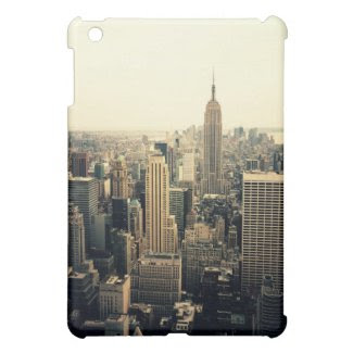 New York City Skyline iPad Mini Cases