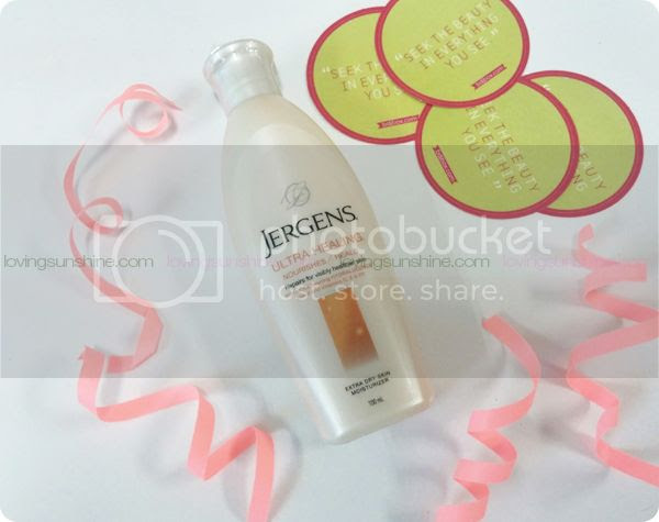 Jergens Ultra-Healing Lotion