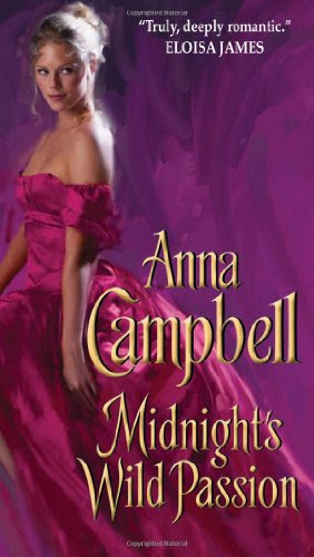 Midnight's Wild Passion by Anna Campbell