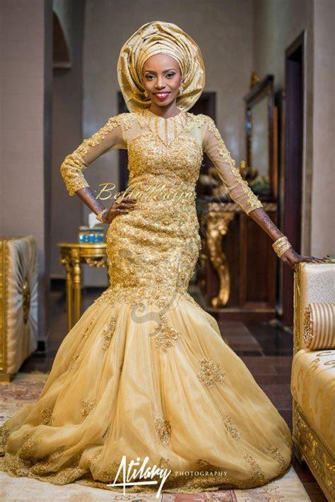 Vestido De Noiva 2015 New Style Beaded Nigerian Bridal