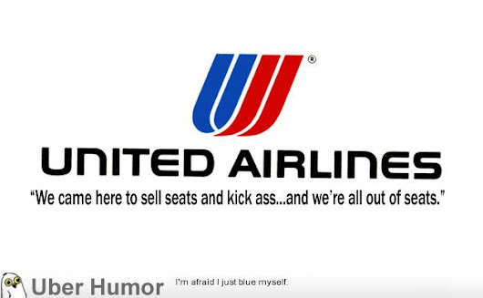 Wordless Wednesday:  A New Logo for United Airlines