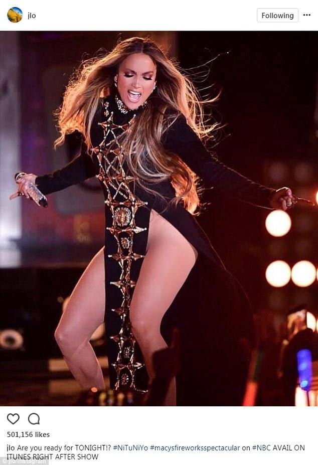 Jennifer Lopez thanks ex Marc Anthony for new hit song ...
