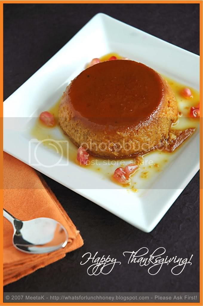 Sweet Potato Flan (06) by MeetaK
