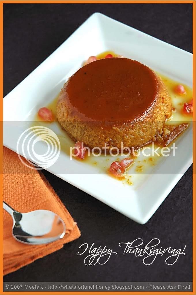 Sweet Potato Flan (06) by MeetaK