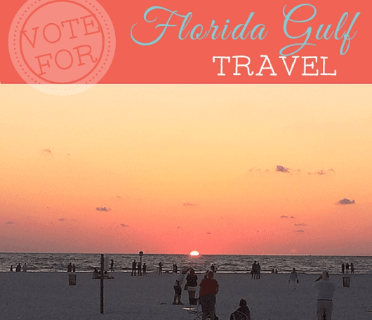 Vote For Florida Gulf Coast Travel - Word Traveling