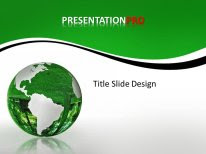 Download Royalty Free Animated Conservation Globe Animated Powerpoint Templates For Powerpoint From Presentationpro