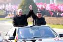 Cuban president meets North Korea's Kim Jong Un in Pyongyang
