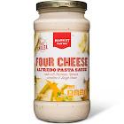 Four Cheese Alfredo Pasta Sauce 15oz - Market Pantry