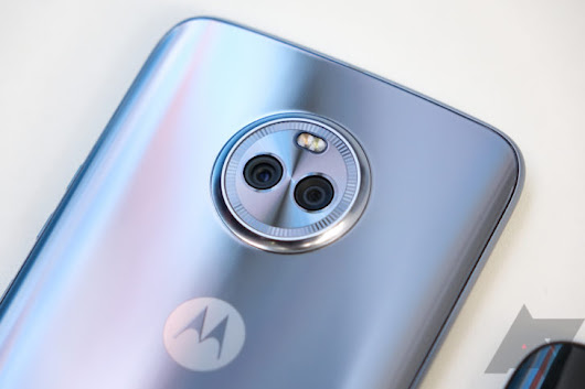 Motorola releases camera tuning app for the upcoming Moto X4