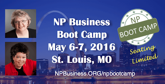 NP Business Boot Camp Live - Nurse Practitioners in Business