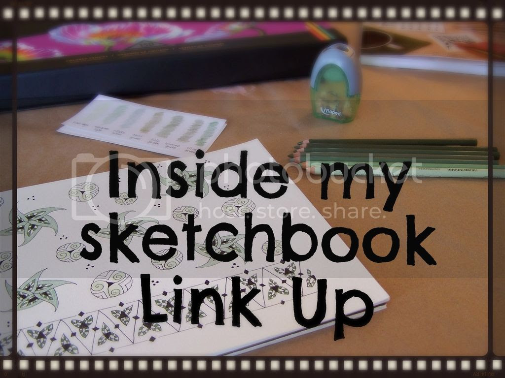 Friday's Sketchbook Link Up