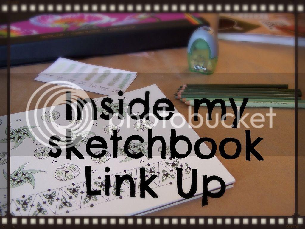 Friday's Sketchbook Link Up