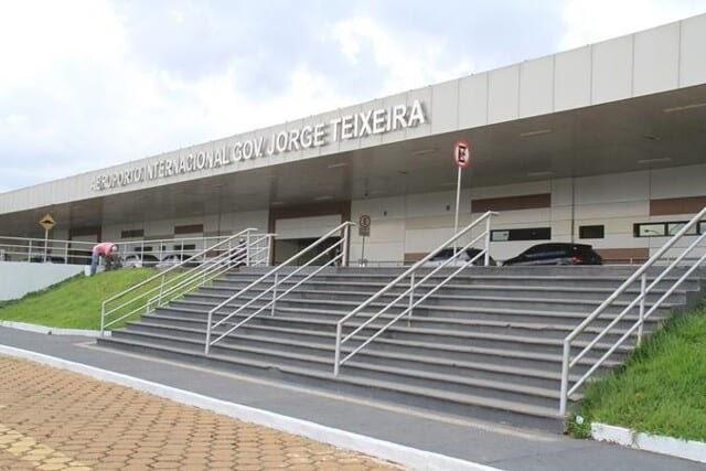 Aeroporto de Porto Velho opera sem restrições nesta sexta-feira (23)