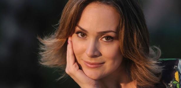 A atriz Gabriela Duarte (1/11/2010)
