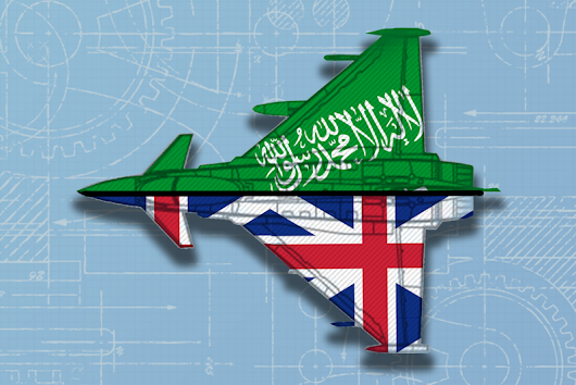 $15 Billion Since 2008: Saudi is the UK's Biggest Customer for Arms Deals