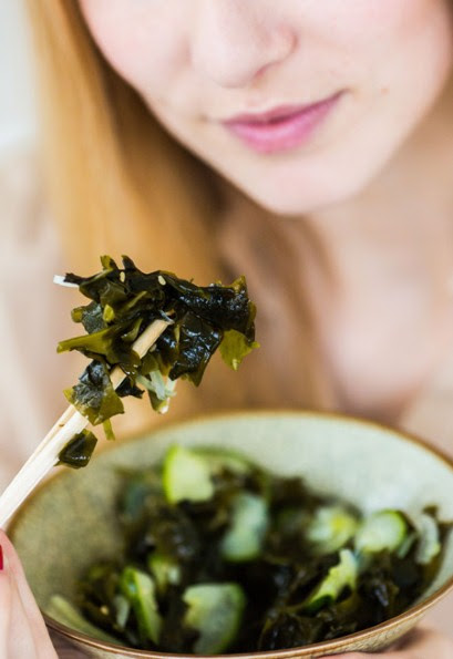 What To Eat Now: the benefits of dried seaweed - Telegraph