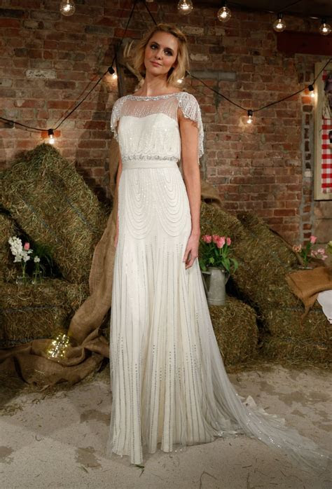 Jenny Packham Bridal Spring 2017   Wedding Dresses   Jenny
