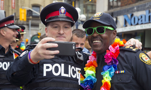 Toronto police should not have been forced out of Pride Parade: Editorial  | Toronto Star