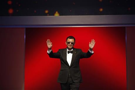 Wong Kar-wai has a hit with 'The Grandmaster'