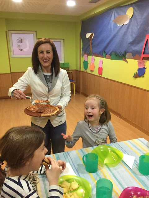 Nora's Seventh Birthday Party | American in Spain