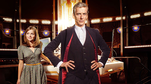 DOCTOR WHO - Series Eight, Part One - Frame Rated