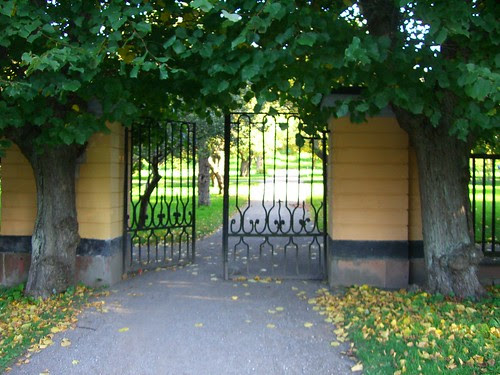 secret garden...