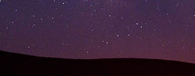 The night sky during the Perseid meteor shower on Tuesday, Aug. 11, 2009 in Vinton, Calif. (AP Photo/Kevin Clifford)