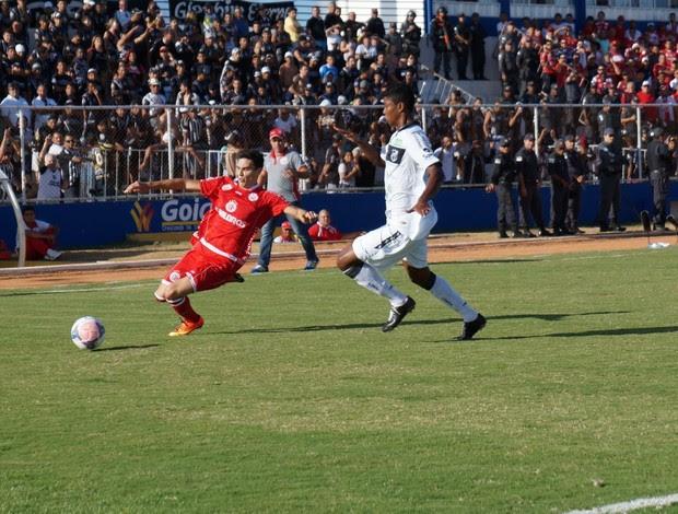 América-RN e Ceará se enfrentam em Goianinha, pela 32ª rodada da Série B (Foto: Augusto Gomes)