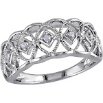 00750004933506 1/10 ct. T.W. Diamond Ring in Sterling Silver